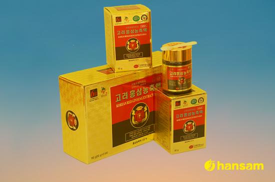 CAO HỒNG SÂM KGS GOLD - 150 GAM(3 X 50)
