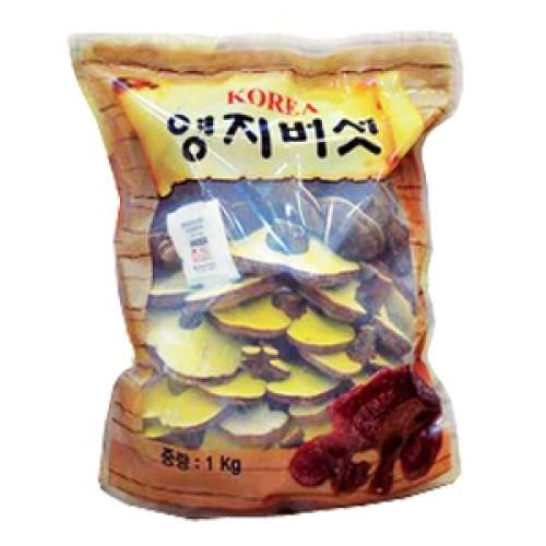 Nấm linh chi nâu cao cấp - 1kg