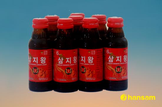 Nước hồng sâm - Linh Chi D28