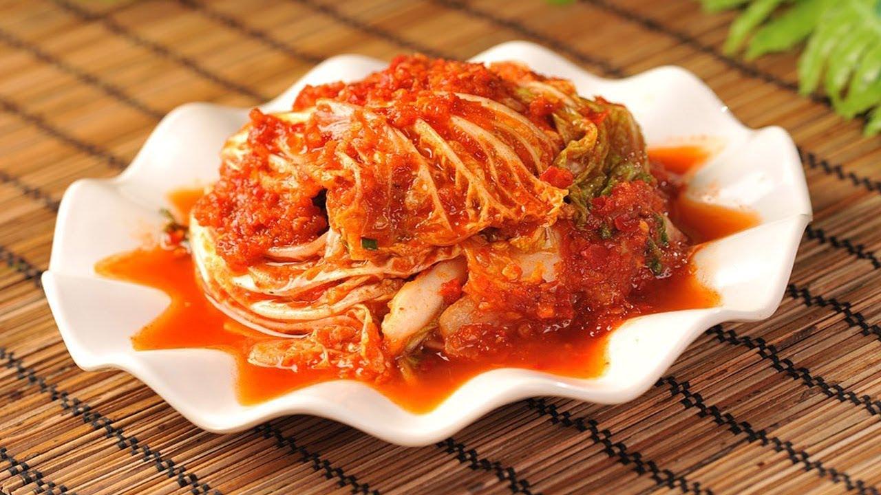 Tự làm món Kim Chi chế biến từ Nhân Sâm tươi tại nhà